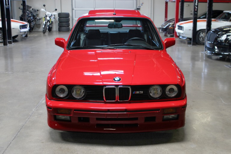 Used 1988 BMW M3 for sale $45,995 at San Francisco Sports Cars in San Carlos CA 94070 2