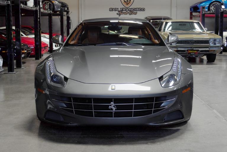 Used 2012 Ferrari FF for sale Sold at San Francisco Sports Cars in San Carlos CA 94070 2