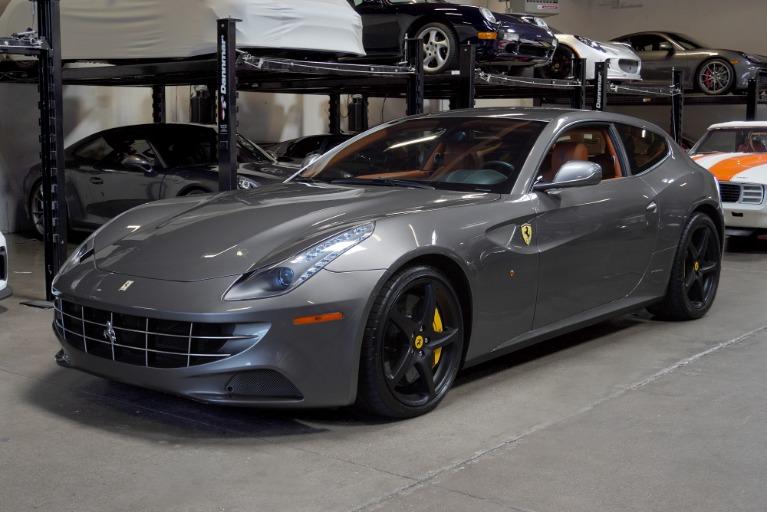 Used 2012 Ferrari FF for sale Sold at San Francisco Sports Cars in San Carlos CA 94070 3