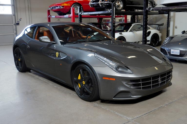 Used 2012 Ferrari FF for sale Sold at San Francisco Sports Cars in San Carlos CA 94070 1