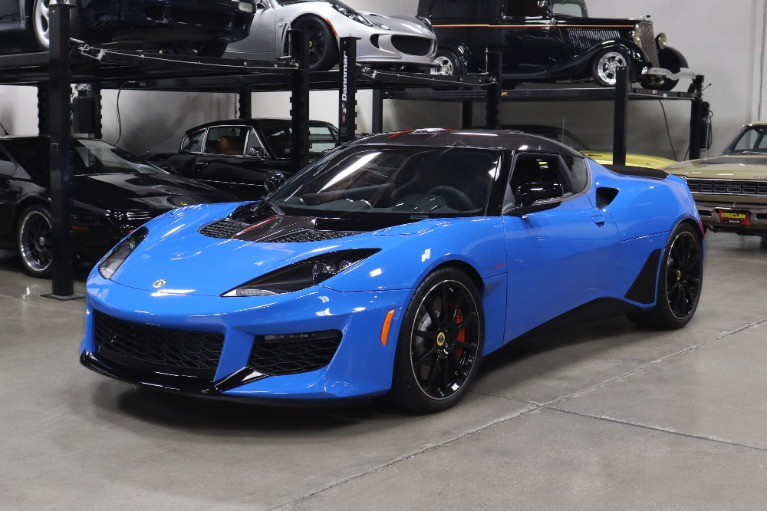 Used 2020 Lotus Evora GT for sale $109,995 at San Francisco Sports Cars in San Carlos CA 94070 3