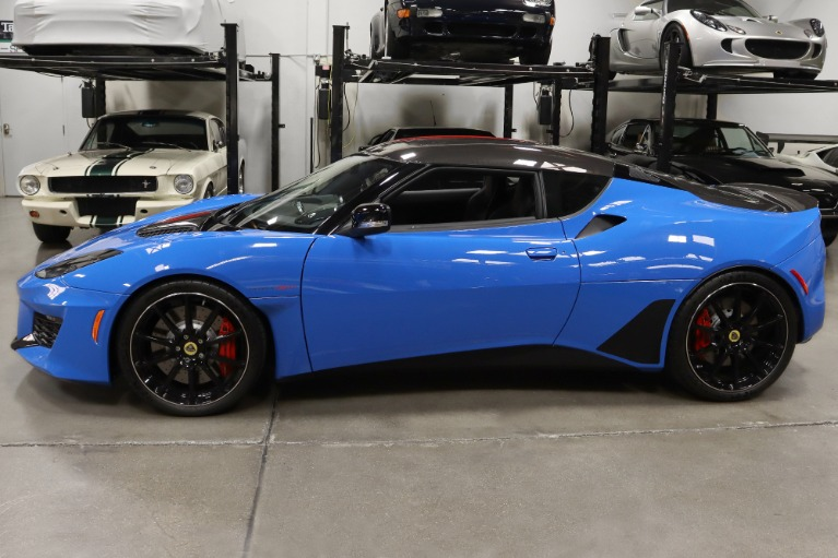 Used 2020 Lotus Evora GT for sale $109,995 at San Francisco Sports Cars in San Carlos CA 94070 4
