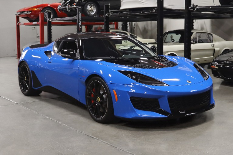Used 2020 Lotus Evora GT for sale $102,995 at San Francisco Sports Cars in San Carlos CA