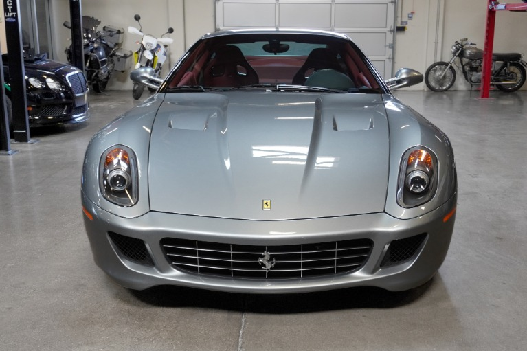 Used 2008 Ferrari 599 GTB Fiorano Base for sale Sold at San Francisco Sports Cars in San Carlos CA 94070 2