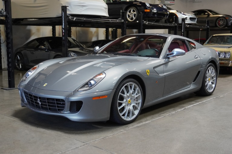Used 2008 Ferrari 599 GTB Fiorano Base for sale Sold at San Francisco Sports Cars in San Carlos CA 94070 3