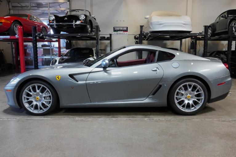 Used 2008 Ferrari 599 GTB Fiorano Base for sale Sold at San Francisco Sports Cars in San Carlos CA 94070 4