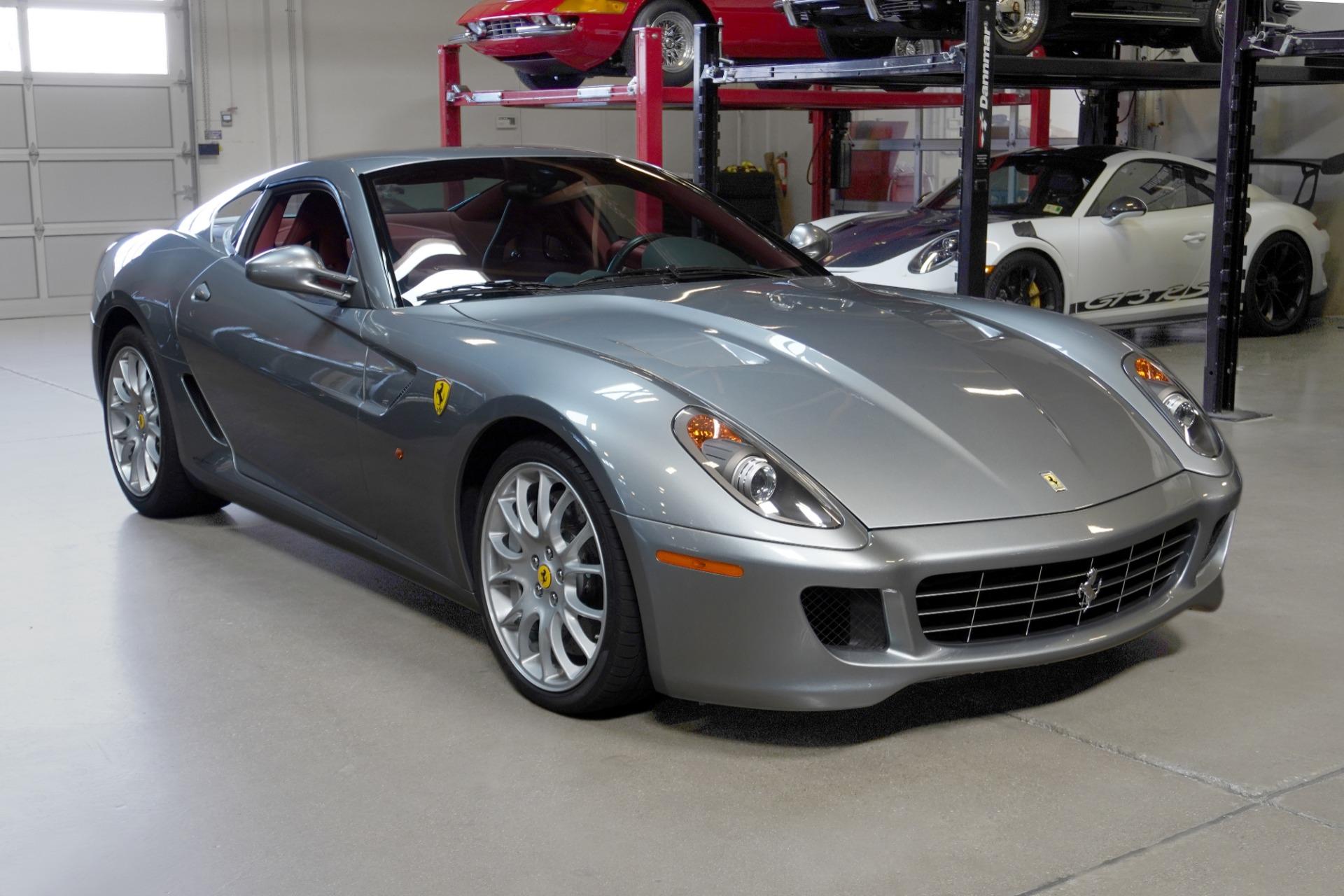 Used 2008 Ferrari 599 GTB Fiorano Base for sale Sold at San Francisco Sports Cars in San Carlos CA 94070 1