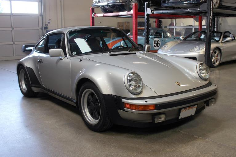 Used 1979 Porsche 930 Turbo for sale Sold at San Francisco Sports Cars in San Carlos CA 94070 1