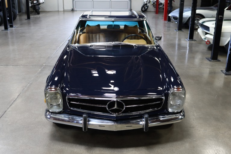 Used 1971 MERCEDES BENZ 280SL for sale Sold at San Francisco Sports Cars in San Carlos CA 94070 2