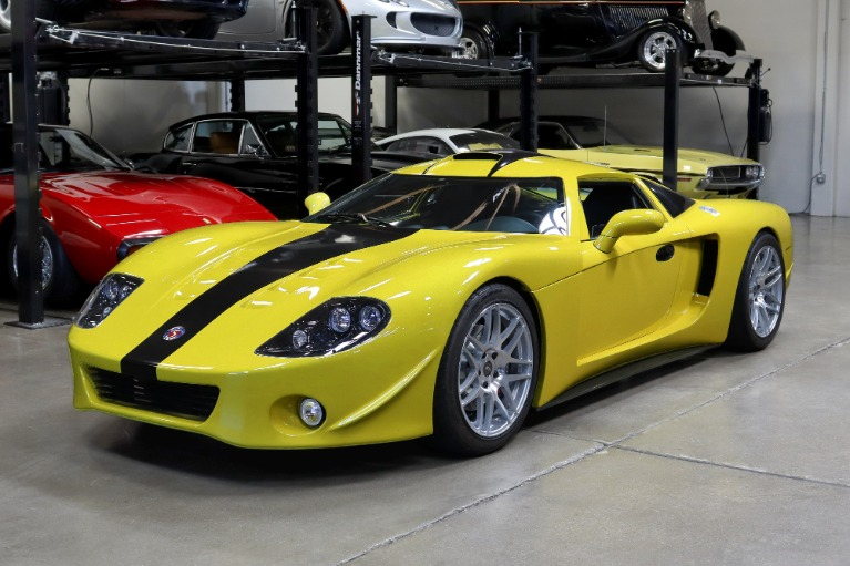Used 1960 FACTORY FIVE GTLM GT40 for sale $69,995 at San Francisco Sports Cars in San Carlos CA 94070 3