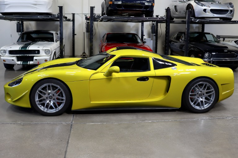 Used 1960 FACTORY FIVE GTLM GT40 for sale $69,995 at San Francisco Sports Cars in San Carlos CA 94070 4