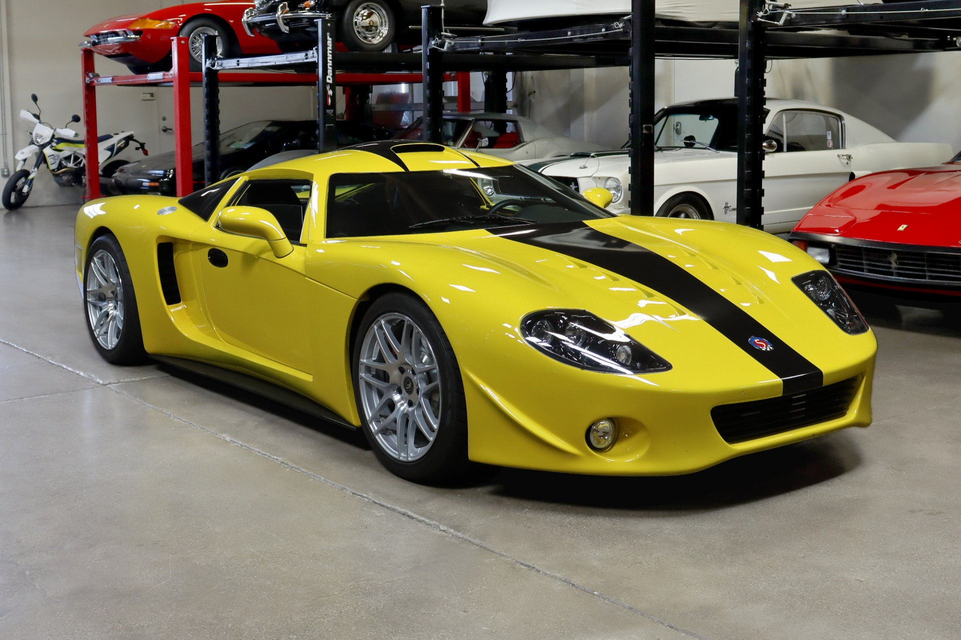Used 1960 FACTORY FIVE GTLM GT40 for sale $69,995 at San Francisco Sports Cars in San Carlos CA 94070 1