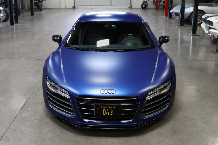 2014 Audi R8 5.2 quattro for sale Sold at San Francisco Sports Cars in San Carlos CA 94070 2