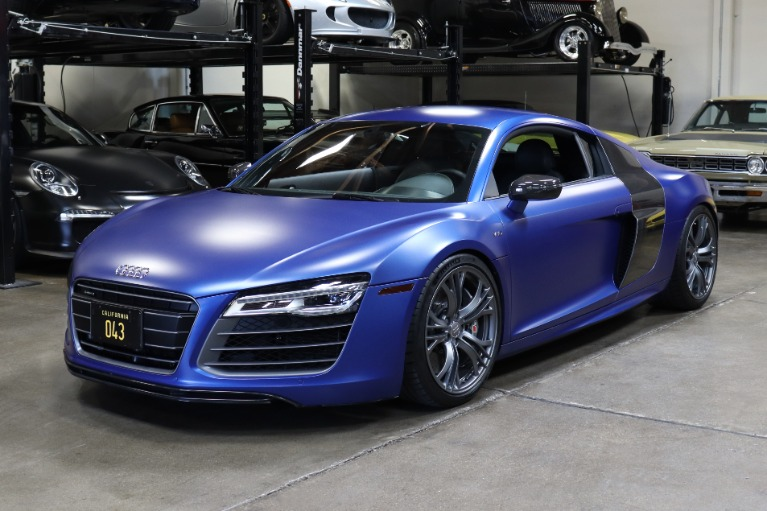Used 2014 Audi R8 V10 Plus 5.2 quattro for sale $119,995 at San Francisco Sports Cars in San Carlos CA 94070 3