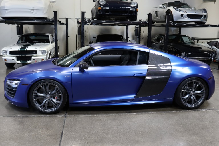 2014 Audi R8 5.2 quattro for sale Sold at San Francisco Sports Cars in San Carlos CA 94070 4