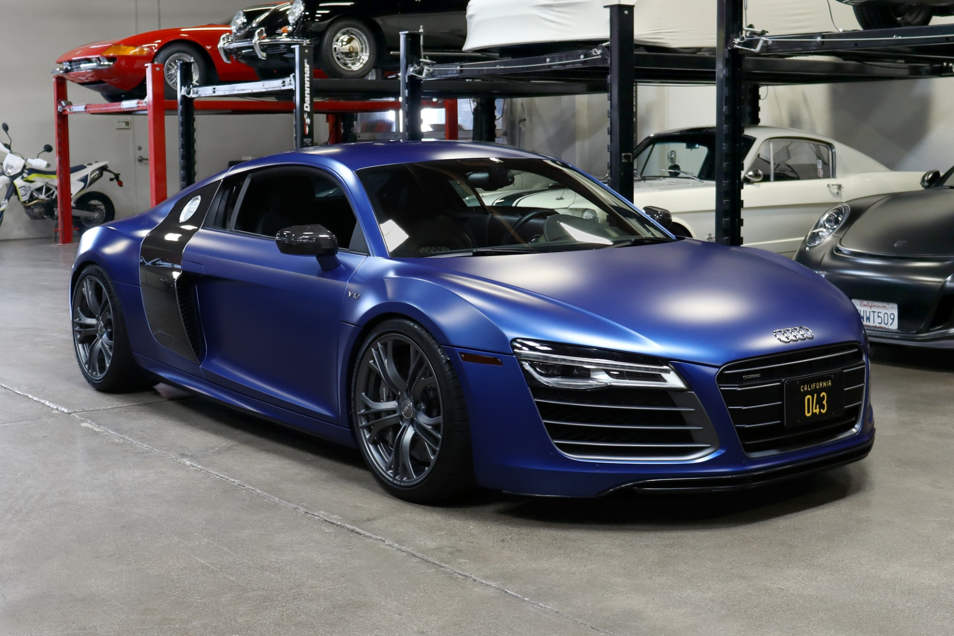 Used 2014 Audi R8 V10 Plus 5.2 quattro for sale $119,995 at San Francisco Sports Cars in San Carlos CA 94070 1