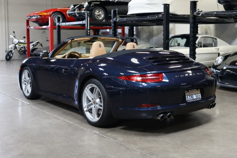 Used 2013 Porsche 911 Carrera for sale Sold at San Francisco Sports Cars in San Carlos CA 94070 4