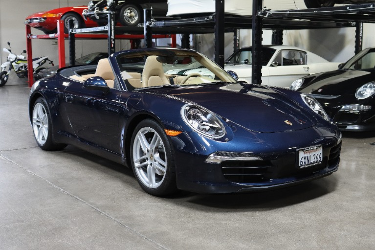 Used 2013 Porsche 911 Carrera for sale $57,995 at San Francisco Sports Cars in San Carlos CA