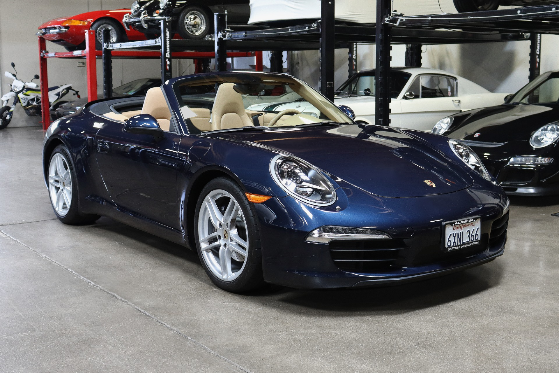 Used 2013 Porsche 911 Carrera for sale Sold at San Francisco Sports Cars in San Carlos CA 94070 1
