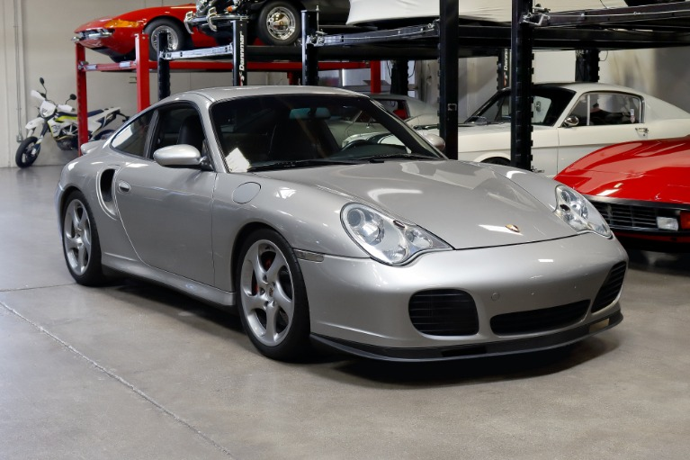 Used 2001 Porsche 911 Turbo for sale $39,995 at San Francisco Sports Cars in San Carlos CA