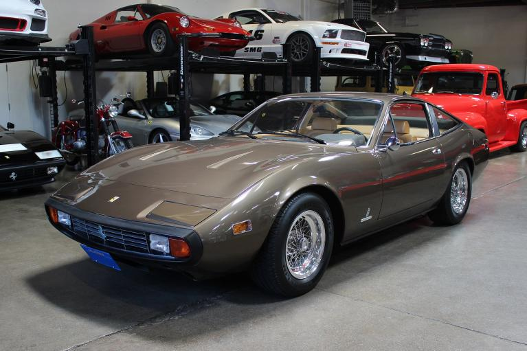 Used 1972 Ferrari 365 GTC/4 for sale Sold at San Francisco Sports Cars in San Carlos CA 94070 3
