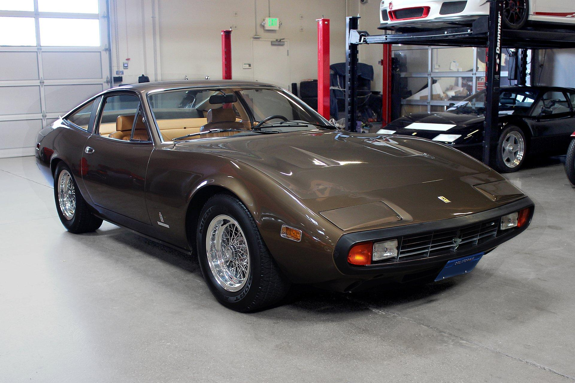 Used 1972 Ferrari 365 GTC/4 for sale Sold at San Francisco Sports Cars in San Carlos CA 94070 1