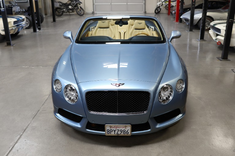 2013 Bentley Continental GT V8 for sale Sold at San Francisco Sports Cars in San Carlos CA 94070 2