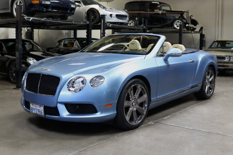 2013 Bentley Continental GT V8 for sale Sold at San Francisco Sports Cars in San Carlos CA 94070 3