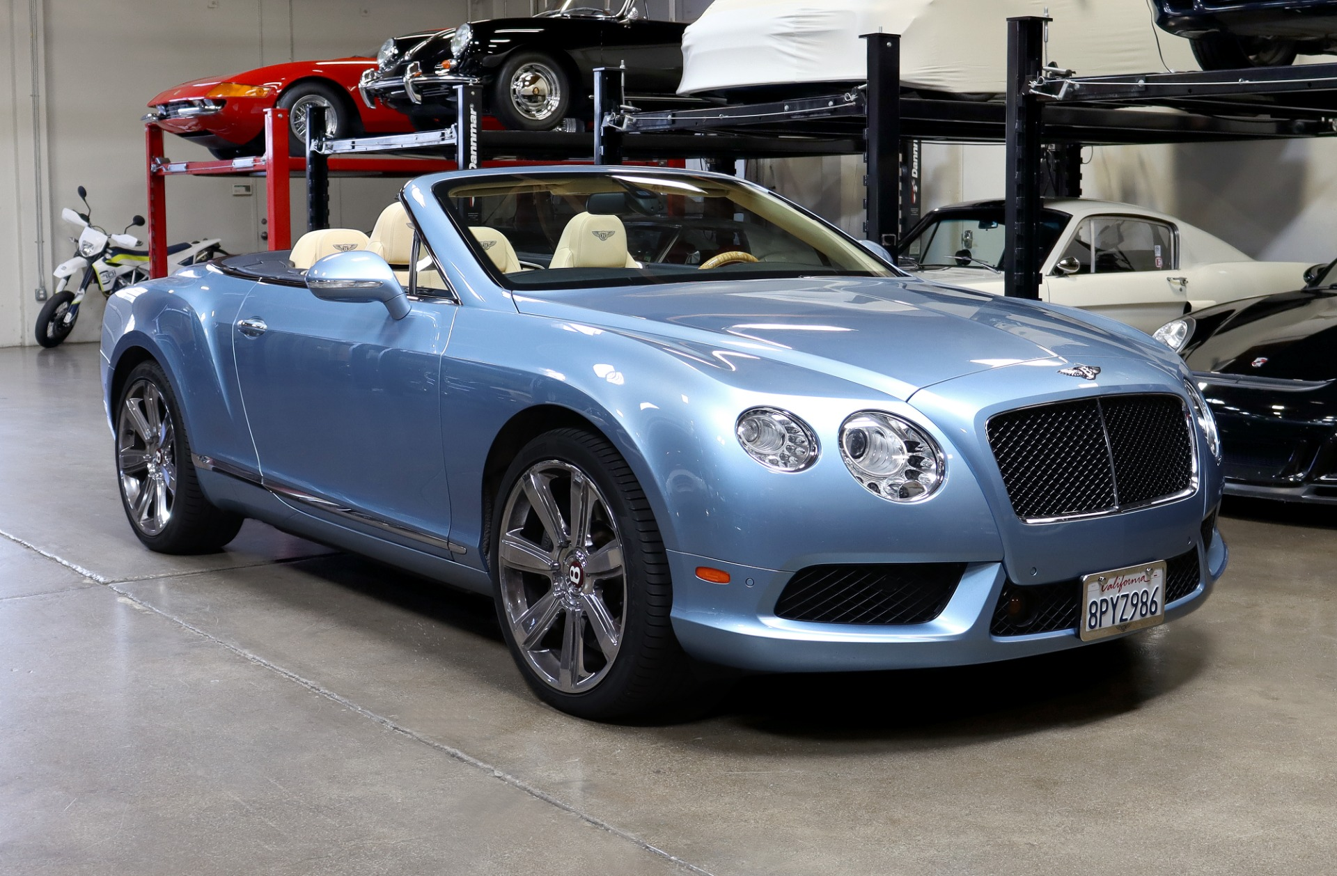 2013 Bentley Continental GT V8 for sale Sold at San Francisco Sports Cars in San Carlos CA 94070 1