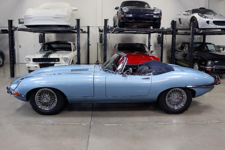 Used 1968 JAGUAR XKE for sale $99,995 at San Francisco Sports Cars in San Carlos CA 94070 4