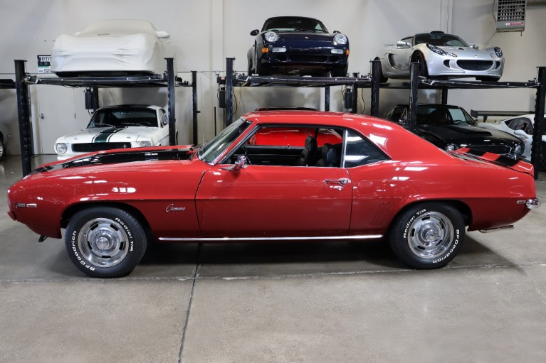 Used 1969 CHEVROLET CAMARO Z/28 Z/28 for sale Sold at San Francisco Sports Cars in San Carlos CA 94070 4