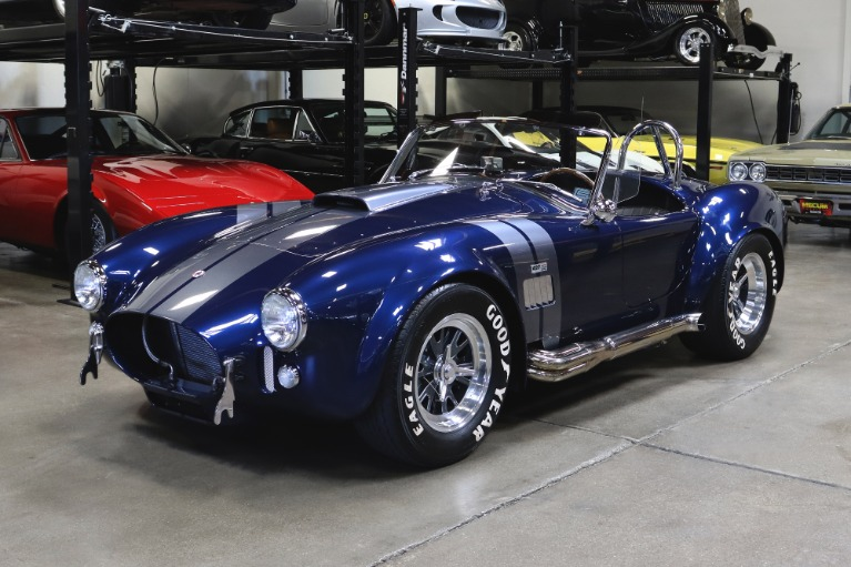 Used 2017 SUPERFORMANCE COBRA for sale $99,995 at San Francisco Sports Cars in San Carlos CA 94070 3