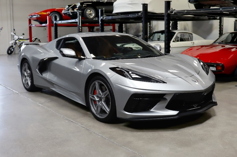 2020 Chevrolet Corvette Stingray for sale $97,995 at San Francisco Sports Cars in San Carlos CA