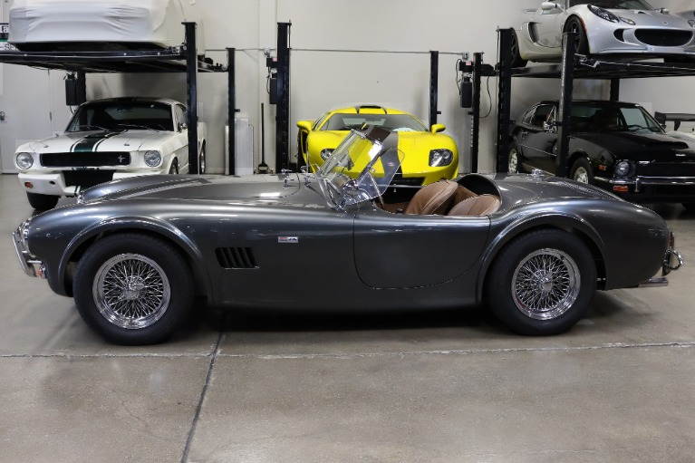 Used 2019 Superformance Slab Side Cobra for sale $89,995 at San Francisco Sports Cars in San Carlos CA 94070 4