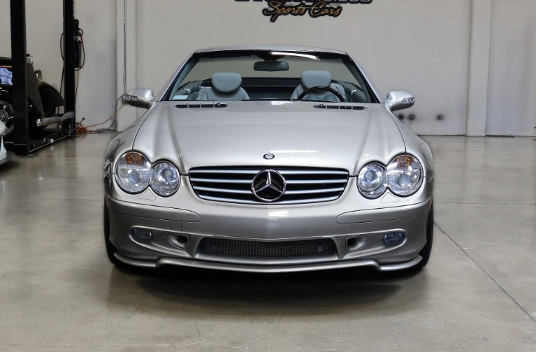 Used 2003 Mercedes-Benz SL-Class SL 500 for sale Sold at San Francisco Sports Cars in San Carlos CA 94070 2