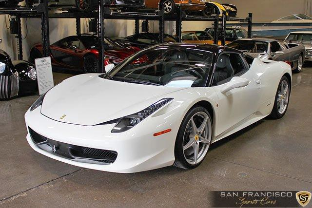 Used 2015 Ferrari 458 for sale Sold at San Francisco Sports Cars in San Carlos CA 94070 1
