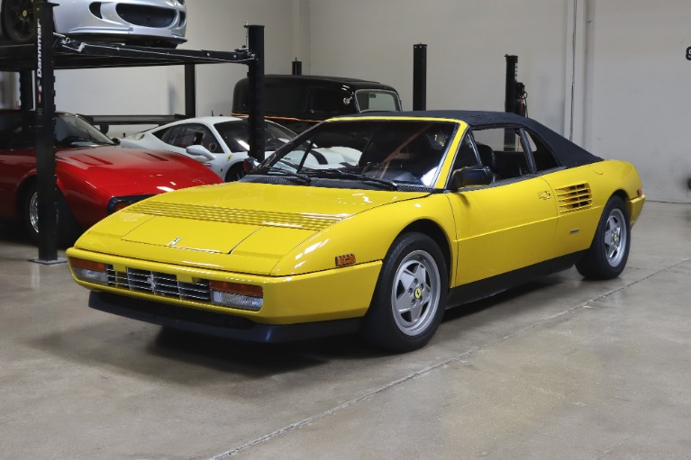 Used 1989 Ferrari Mondial T for sale $67,995 at San Francisco Sports Cars in San Carlos CA 94070 3