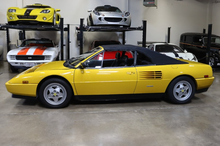 Used 1989 Ferrari Mondial T for sale $67,995 at San Francisco Sports Cars in San Carlos CA 94070 4