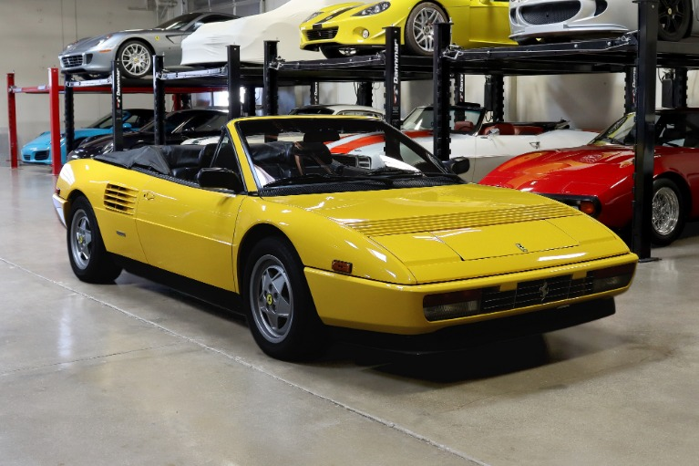 Used 1989 Ferrari Mondial T for sale $69,995 at San Francisco Sports Cars in San Carlos CA