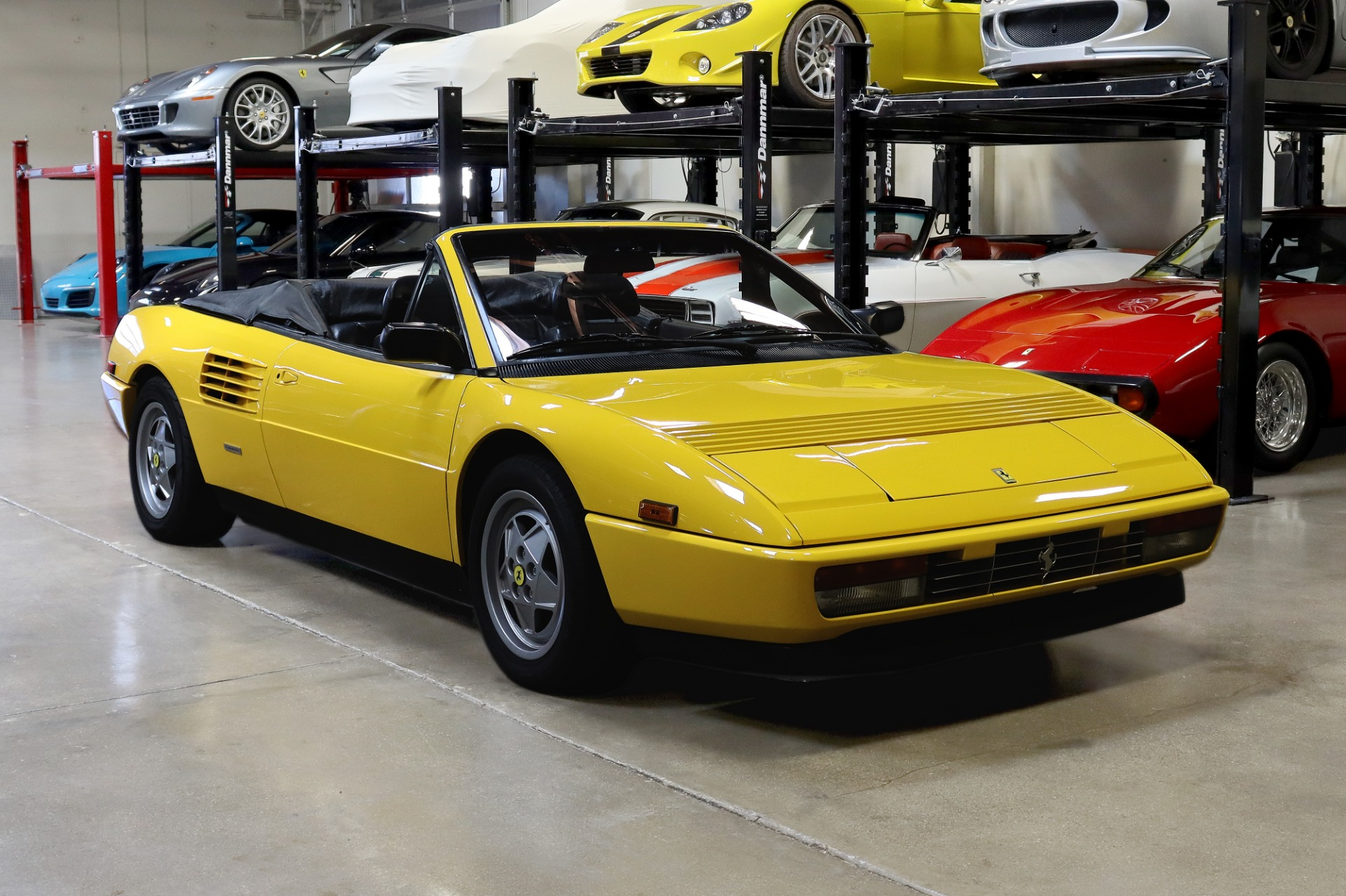 Used 1989 Ferrari Mondial T for sale $67,995 at San Francisco Sports Cars in San Carlos CA 94070 1