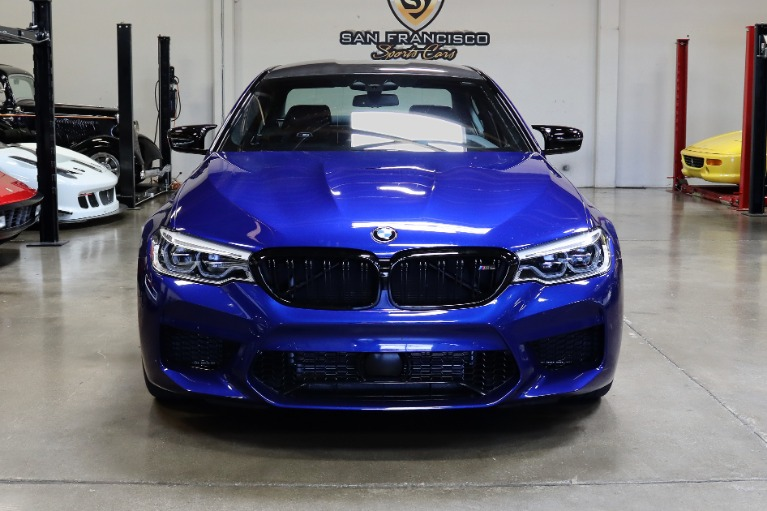 Used 2020 BMW M5 Competition for sale $102,995 at San Francisco Sports Cars in San Carlos CA 94070 2
