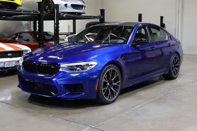 Used 2020 BMW M5 Competition for sale $102,995 at San Francisco Sports Cars in San Carlos CA 94070 3