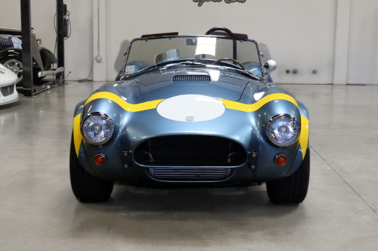 Used 1964 Shelby Cobra 50th Anniversary for sale $144,995 at San Francisco Sports Cars in San Carlos CA 94070 2
