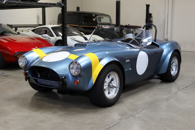 Used 1964 Shelby Cobra 50th Anniversary for sale $144,995 at San Francisco Sports Cars in San Carlos CA 94070 3