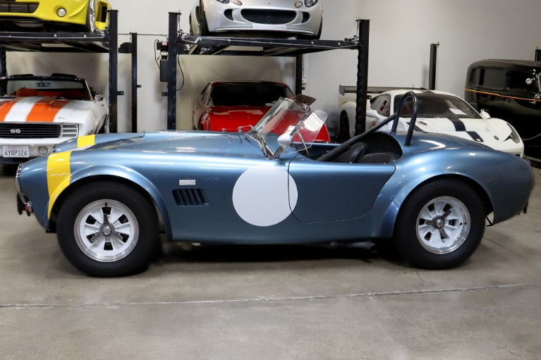 Used 1964 Shelby Cobra 50th Anniversary for sale $144,995 at San Francisco Sports Cars in San Carlos CA 94070 4
