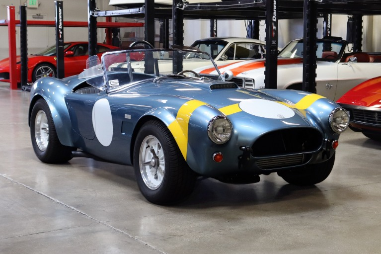 Used 1964 Shelby Cobra 50th Anniversary for sale $144,995 at San Francisco Sports Cars in San Carlos CA