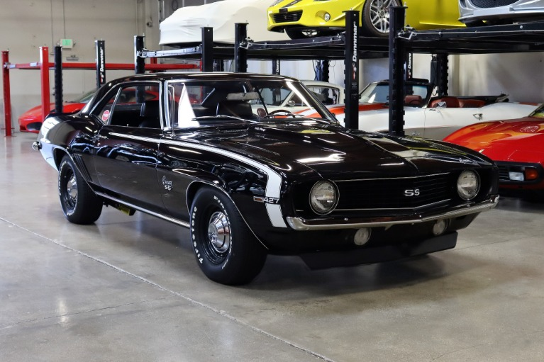 Used 1969 Chevrolet Camaro Nickey 427 for sale $99,995 at San Francisco Sports Cars in San Carlos CA 94070 1