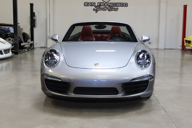 Used 2016 Porsche 911 Cabriolet for sale Sold at San Francisco Sports Cars in San Carlos CA 94070 2
