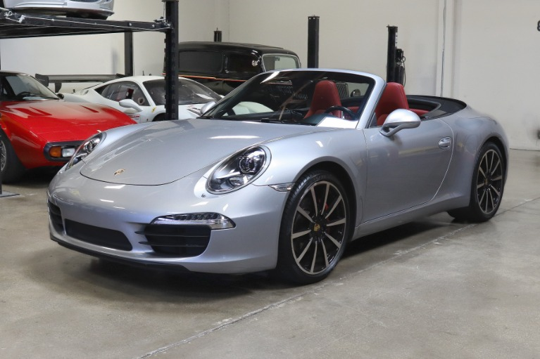 Used 2016 Porsche 911 Cabriolet for sale Sold at San Francisco Sports Cars in San Carlos CA 94070 3