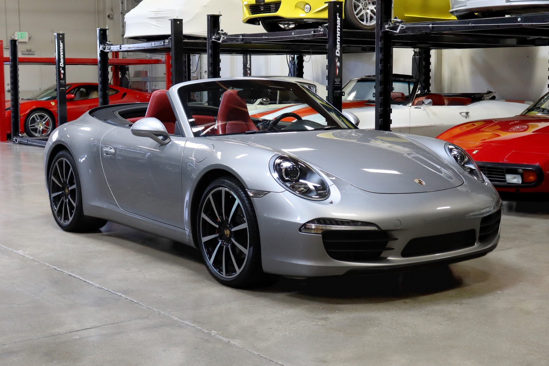 Used 2016 Porsche 911 Cabriolet for sale Sold at San Francisco Sports Cars in San Carlos CA 94070 1